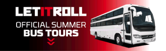 Bustours Let It Roll